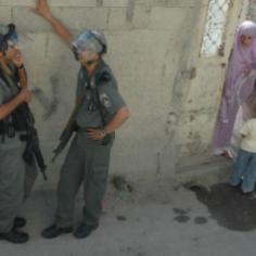 """ירושלים המזרחית - שוטרי מג""""ב בשגרת היומיום"""