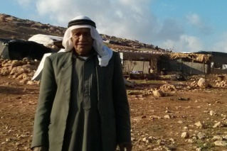 מוחמד אכסן סומרין. צילום: אלון כהן ליפשיץ, עמותת במקום