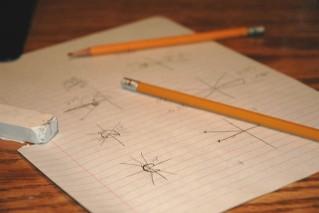 אילוסטרציה: שיעורי בית. CC-BY-SA: Pete
